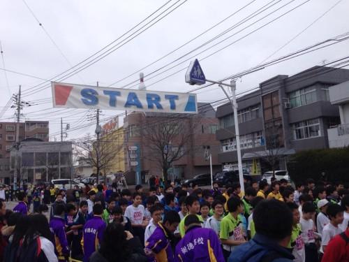 堀マラソン