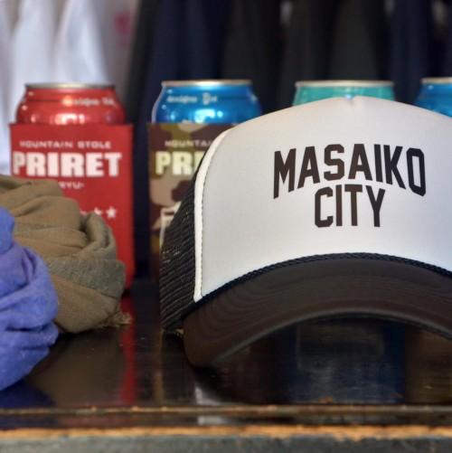 マサイコシティキャップ