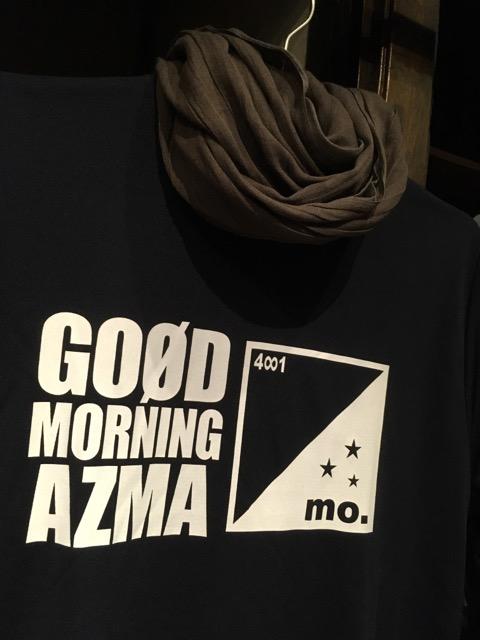 AZMA Tシャツ